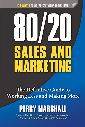80-20 Sales and Marketing